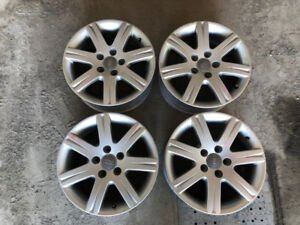 """Audi A3 OEM 16"""" Mags"""