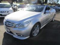 2010 Mercedes-Benz E Class 3.0 E350 CDI BlueEFFICIENCY Sport 2dr