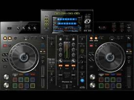 Wanted Pioneer mixer or controller xdj rx 1 or 2