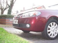 NISSAN ALMERA 2005, 5dr and 83100 miles
