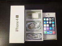 Apple iPhone 4S 64gb, Unlocked in excellent condition 9.5/10