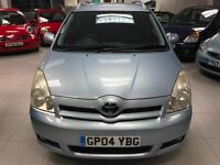 2004 Toyota Verso 1.8 VVT-i T Spirit - 2 Keys-MOT 25/02/18-New clutch-New Windsc