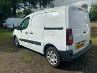 14 PEUGEOT PARTNER 1.6 HDI HISTORY IN LIMP MODE SPARES/REPAIRS 3 SEAT PX SWAP