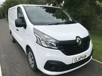 2015 15 RENAULT TRAFIC SL27 BUSINESS+ 1.6DCI 115BHP AIR CON ANY UK DELIVERY