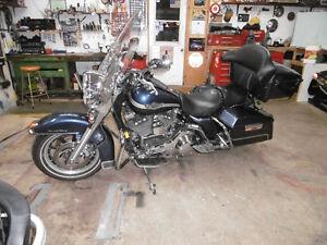 2003 Harley RoadKing Anniversary