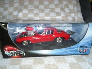 Wanted hot wheels corvette or any pro streetcars etc