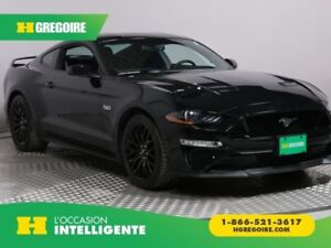 2018 Ford Mustang GT PERFORMANCE PACK
