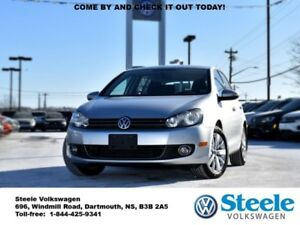 2013 VOLKSWAGEN GOLF Comfortline - Certified, TDI, Low Mileage