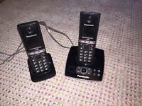 Panasonic answerphone twin telephone