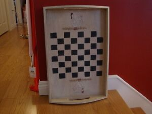 Rooster Gameboard/Serving Tray
