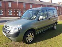 Peugeot Partner 2.0HDi Combi PX Swap Anything considered