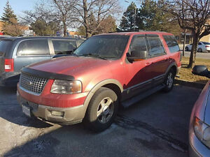 2003 Ford Expedition Eddie Bower SUV, Crossover