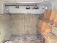 Small enclosed trailer - 6' x 8'