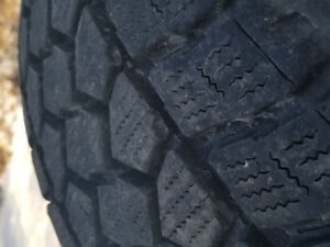 GREAT CONDITION  WINTER TOYO OPEN COUNTRY LT 275 65 r20