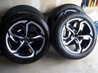 "19"" DOTZ HANZO RIMS with TOYO Tires"