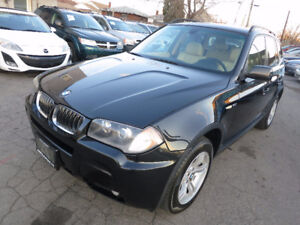 2006 BMW X3 AWD - Extremely Clean