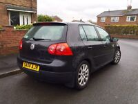 VOLKSWAGEN GOLF 2.0 GT **SALE OR SWAP** £1800