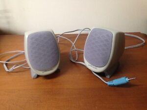 Polk Audio external speakers