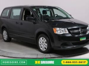2015 Dodge GR Caravan Canada Value Package AUTO A/C GR ELECT