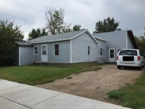 Old House For Rent In Wainwright for $650 immediately.