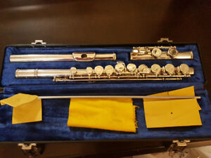 New Silver Gmerson  Flute for Sale