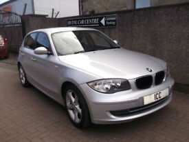 09 59 BMW 116 2.0 16V SPORT 5DR AIRCON LOW MILEAGE SPORTS SEATS COMPUTER LOW TAX
