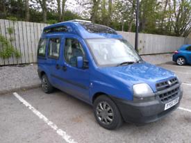 Fiat Doblo Micro-camper