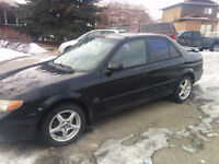 Needs nothing,all receipts,comes new winter/summer tires on own