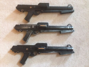 Custom STAR WARS Clone Trooper Blasters for Cosplay or Display