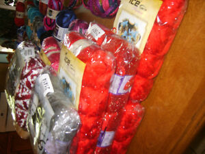 Beautiful Scarf Yarns/ New/Now only $2.00 Each Windsor Region Ontario image 2