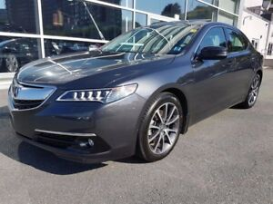 2016 Acura TLX SH-AWD Elite Package