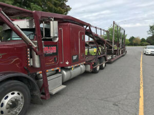 2007 Peterbilt Car Carrier