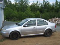 Parting out 2001 VW Jetta TDI