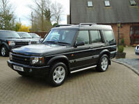 2004 Land Rover Discovery 2 2.5Td5 ES Premium 7 Seats