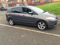 Mazda 5 ...7 seater...diesel 6 speed