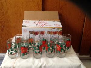 Christmas Glasses, 340 ml