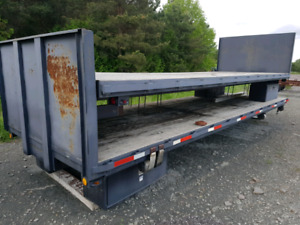 24' flatbed