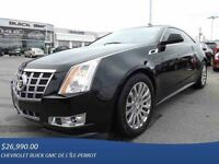 2012 CADILLAC CTS COUPE COUPE, NAV, AWD, TOIT, CUIR, CAMERA