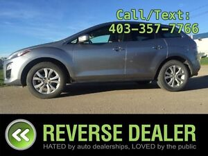 2012 Mazda CX-7 GS,Stylish inside and out, LOADED with features!