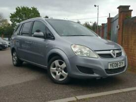 image for Vauxhall Zafira 1.6i 16v Breeze New Cambelt, Clutch, 7 Seater, Nice Condition,