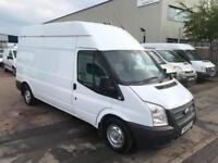 Ford Transit 2.2TDCi ( 125PS ) ( EU5 ) 300L 300 LWB VAN NEW MOT NO VAT BARGAIN !
