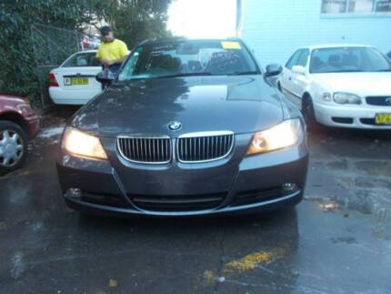 BMW E9092 325i 2005 is now WRECKING!! CLEARANCE PRICE !! Gladesville Ryde Area Preview