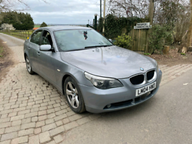 image for BMW 525d se auto 2004 full service history