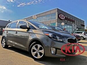 2014 Kia Rondo LX 5 Seat | ONE OWNER | HTD SEATS | LOW KMS