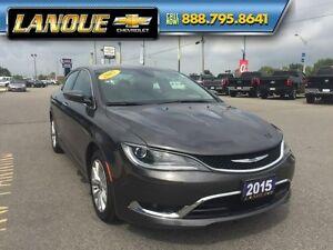 2015 Chrysler 200 C   - Certified - $134.38 B/W Windsor Region Ontario image 11