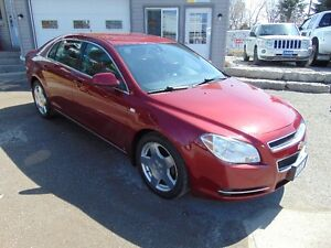 2008 Chevrolet Malibu 2LT V6 Luxury Sedan