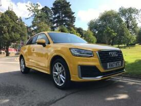 2017 Audi Q2 1.4 TFSI S Line 5dr S Tronic First Edition 5 door Estate