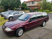 2000 Ford Falcon Futura AU II Auto Williamstown Hobsons Bay Area Preview