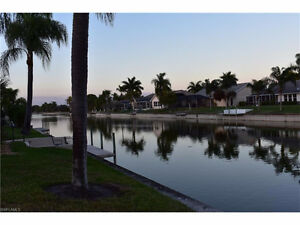 Fresh water Lot Cape Coral Florida USA!!