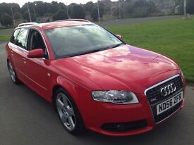 Audi A4 S Line 2.0 diesel ( automatic ) very good condition 1 Owner